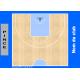plaquette basketball