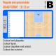 Tactic board coach basket