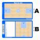 Tableau tactic basket effaçable