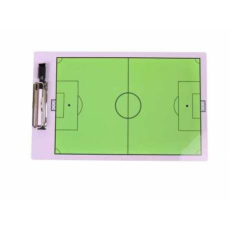Plaquette tactique coach foot