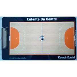 Plaquette personnalisée handball grand format