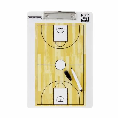 Plaquette de coach basket