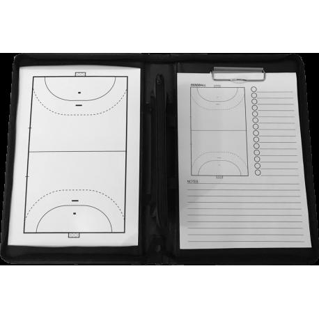 Pochette magnétique coach basket