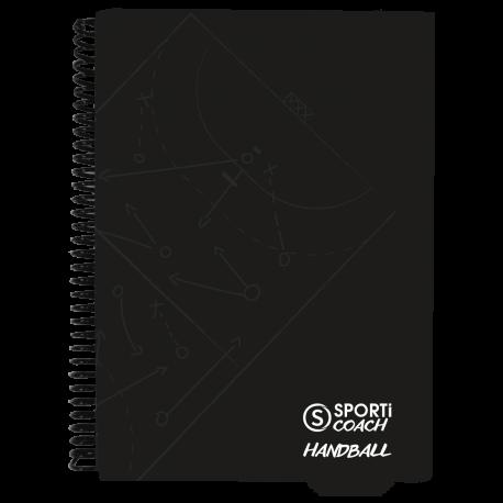 Carnet Coach handball - A 5