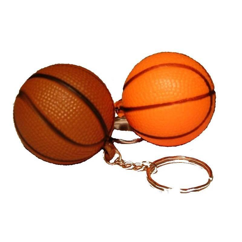 Porte Clé Ballon De Basket Plaquette Coach